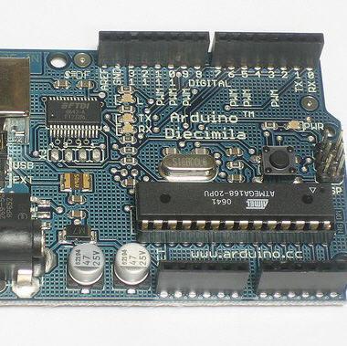 An arduino