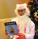 12 Days of Christmasy Citizen Science Projects