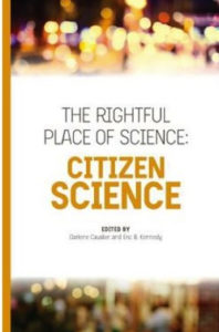 Cover image: The Rightful Place of Science: Citizen Science