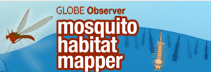 logo for mosquito habitat mapper