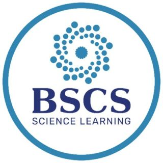 This is a logo for BSCS.