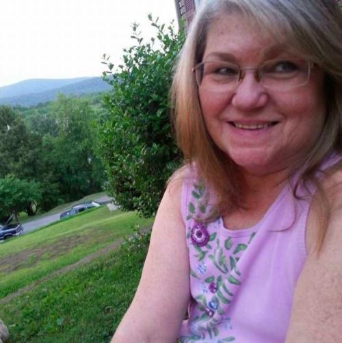 Carol Prinz, Roanoke, Virginia, USA. Photo provided by Carol Prinz.