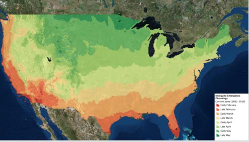 Mosquito Habitat Mapper