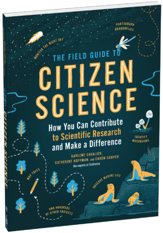 Field Guide to Citizen Science book cover