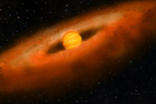 MIT protoplanetary peter pan disk
