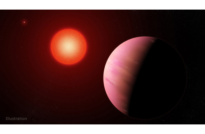 NASA citizen scientists discovered the exoplanet K2-288Bb.