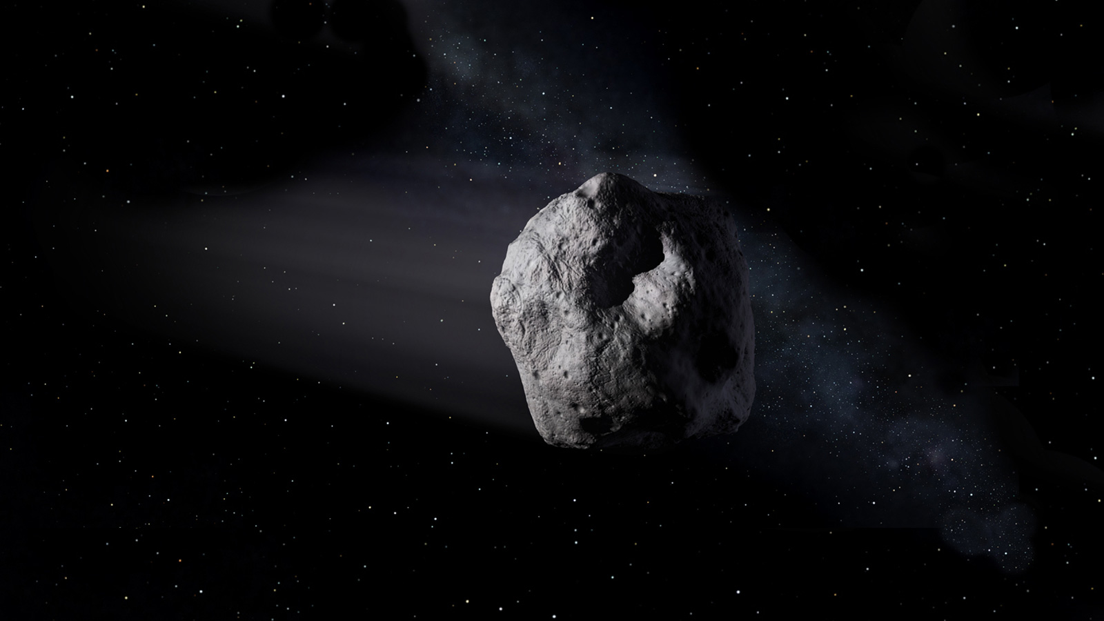Asteroids are discovered by amateur astronomers through a citizen science project.